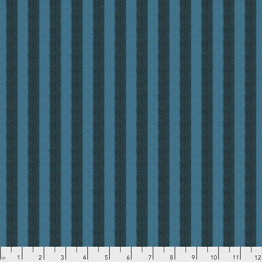 Woven Stripe - Mallard
