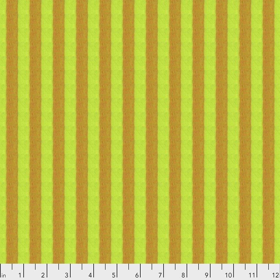 Woven Stripe - Sulpher
