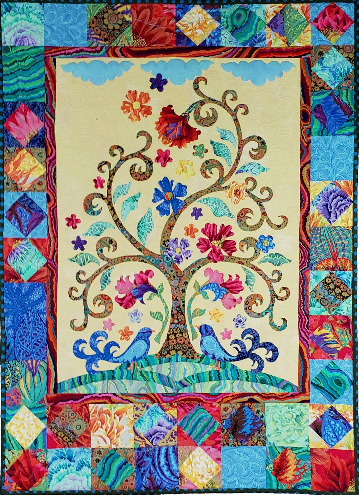 Tree of Life Pattern