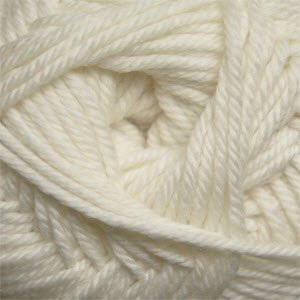 220 Superwash Merino - 01 Cream