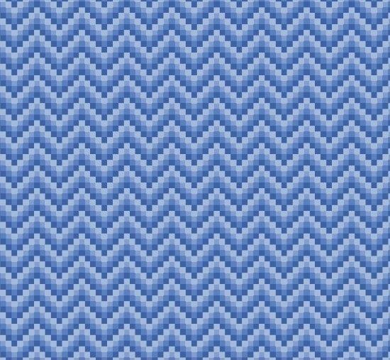 Prettiful Posies - Hattie - Blue