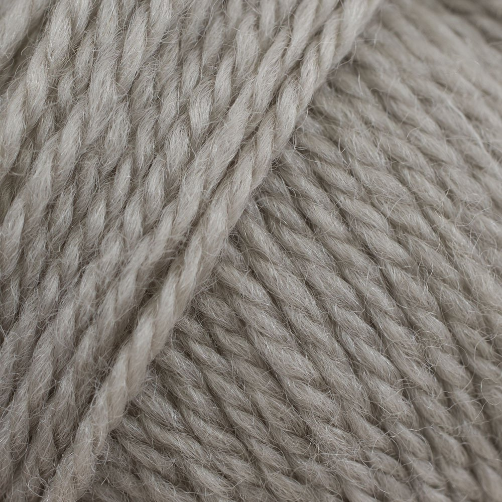 British Blue Wool - 101 Fawn