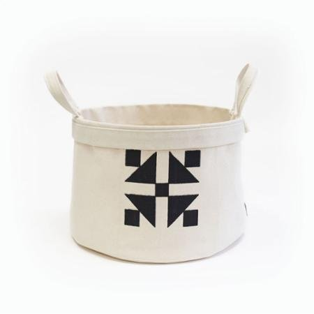 Canvas Basket - Medium