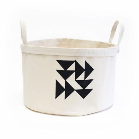 Canvas Basket - Large