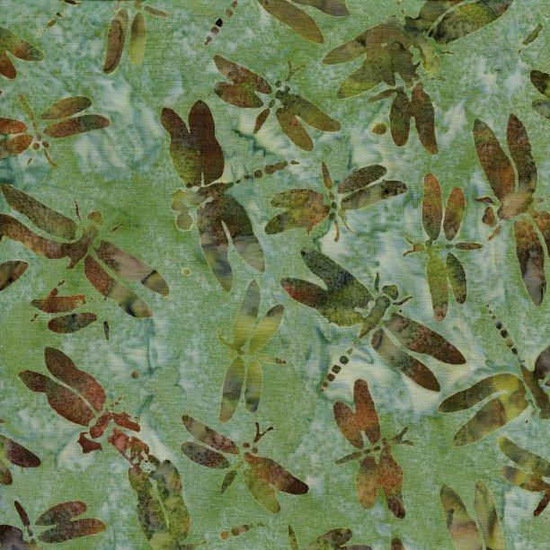 Vintage Morris - Dragonfly - Kiwi