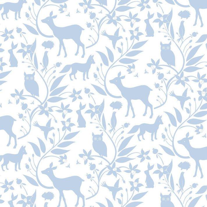 Born Wild - Woodland - Blue
