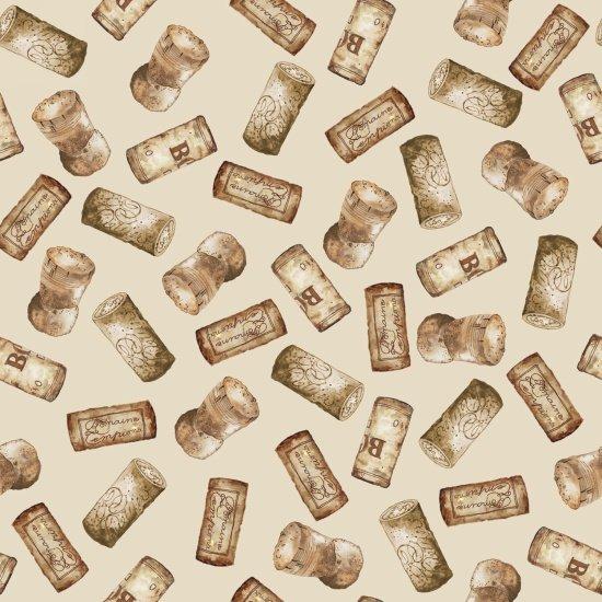 Vintage - Corks - Ivory