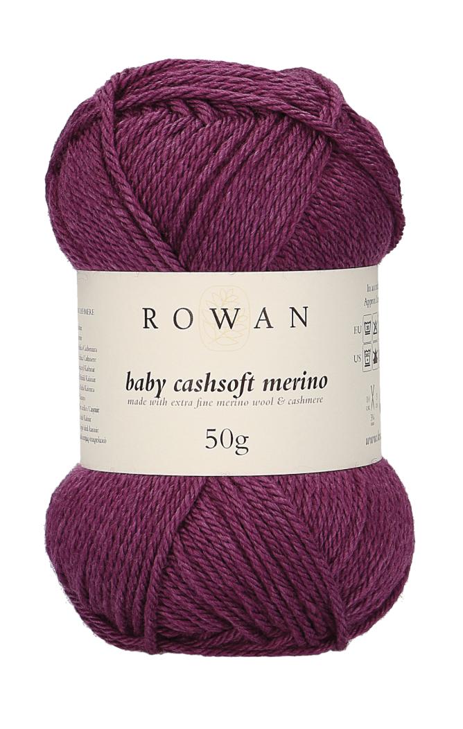 Baby Cashsoft Merino - 113 Purple