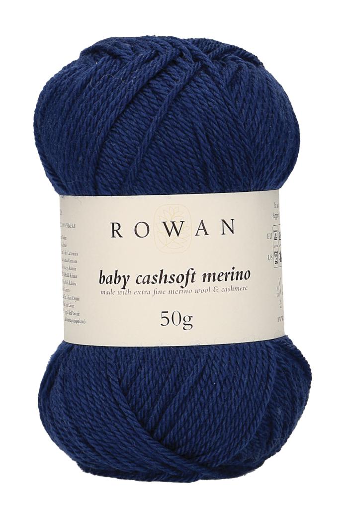 Baby Cashsoft Merino - 119 Royal Baby