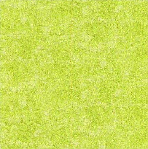 Frolicking Fields - Leaf Texture - Green