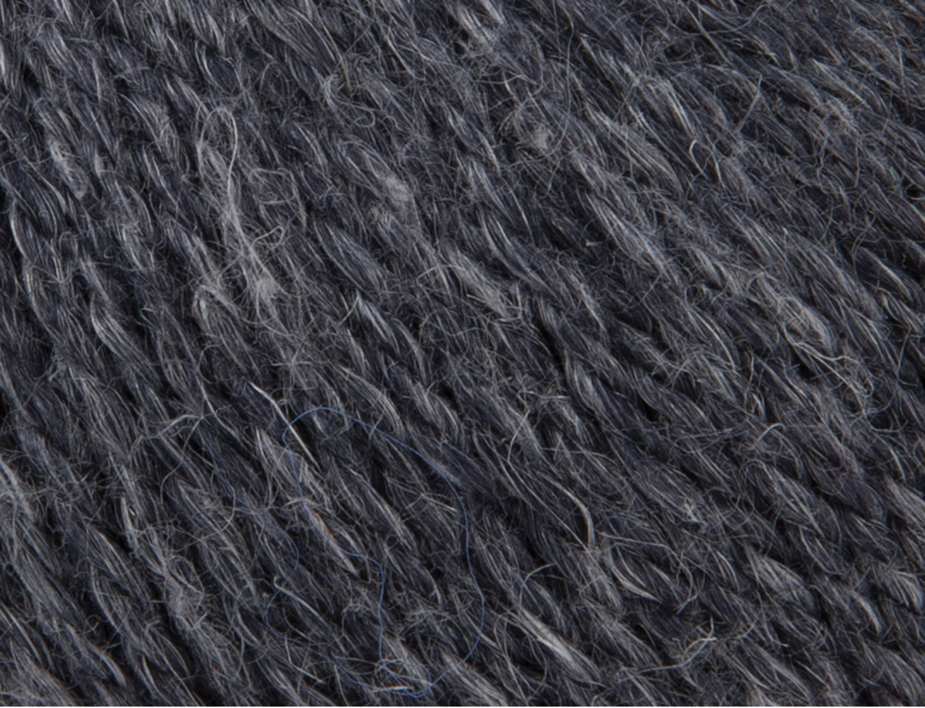 Hemp Tweed - 136 Granite