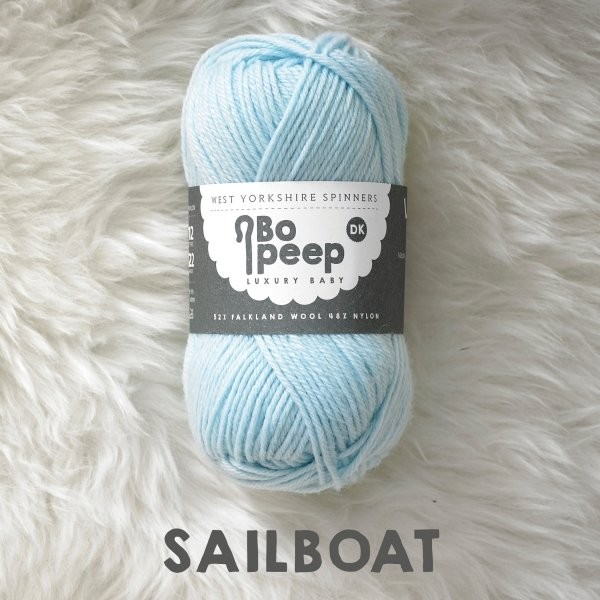 Bo Peep - 144 Sailboat