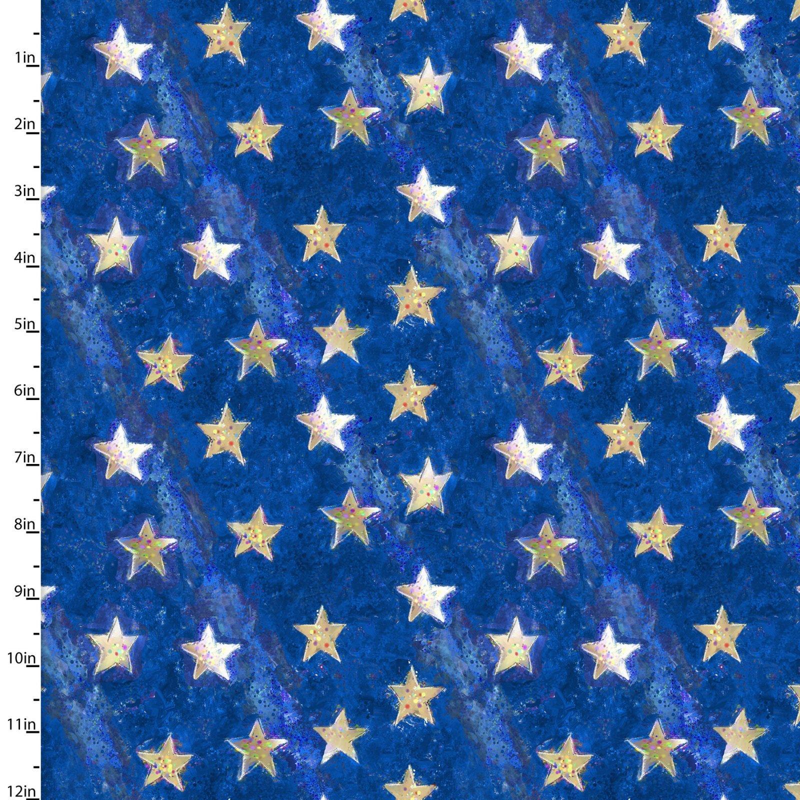 American Icons - Star - Royal