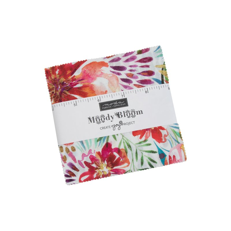 Moody Bloom Charm Pack (42 pcs)