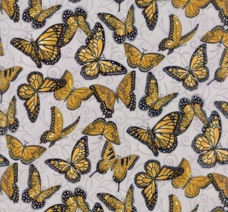 Bee Inspired - Wispering Wings - Dove Grey