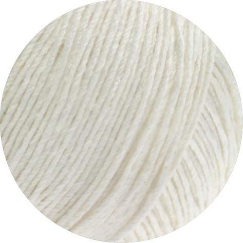 Linea Pura - Solo Lino - 001 White