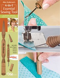 4-in-1 Essential Sewing Tool