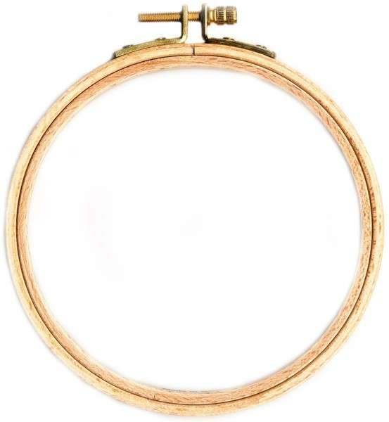 Frank A. Edmunds Embroidery Hoop - Wooden