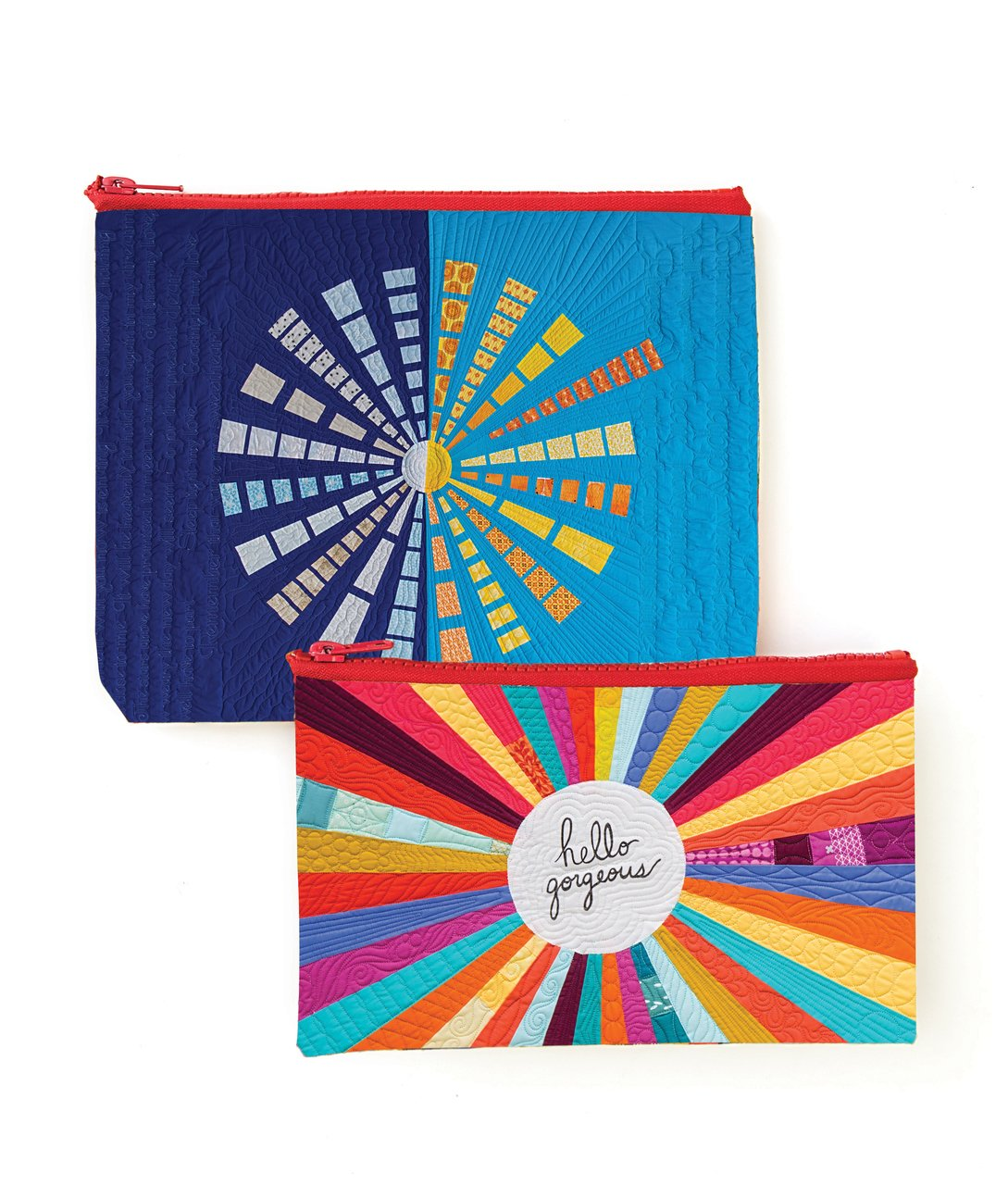Hello Gorgeous - Eco Pouch Set