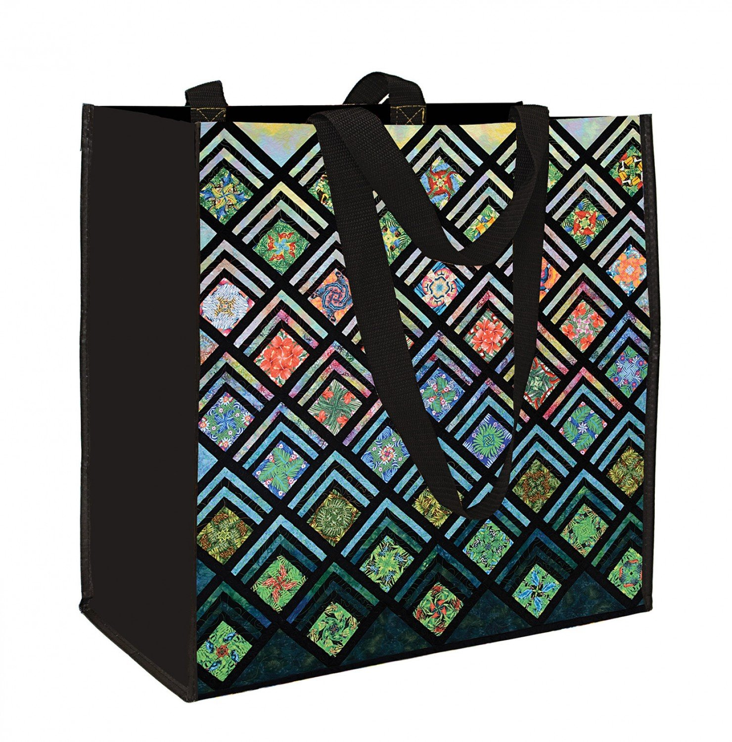 Brazil Quilt - Eco Tote
