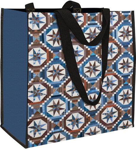 Bonnie Hunter's Smith Mountain Morning Quilt - Eco Tote