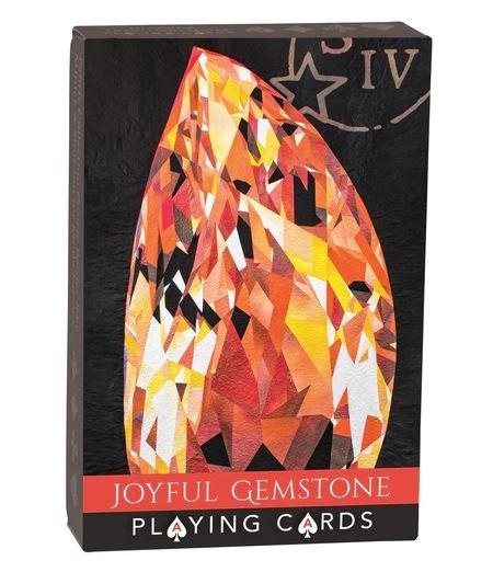 Joyful Gemstones Playing Cards