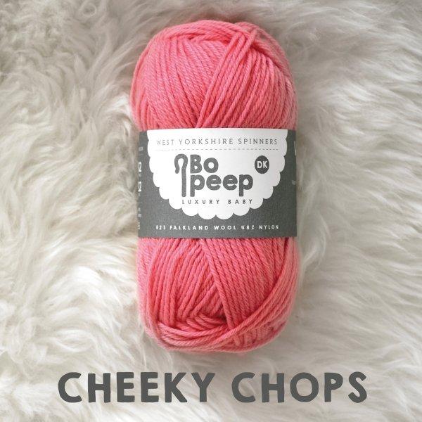 Bo Peep - 210 Cheeky Chops