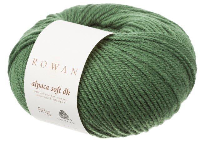 Alpaca Soft DK - 215 Clover