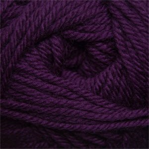 220 Superwash Merino - 21 Dark Berry