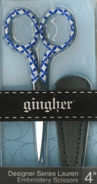 Gingher Designer Series Lauren - Embroidry Scissors - 4