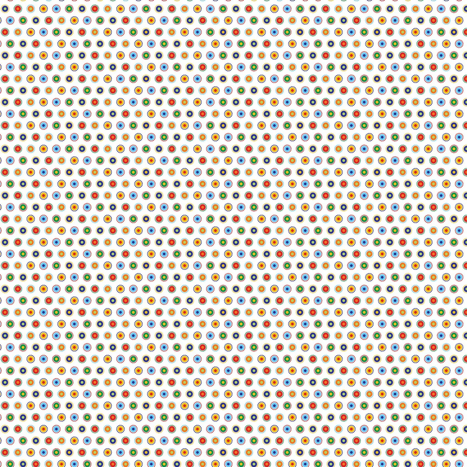 All Around Town - Dotty Dots