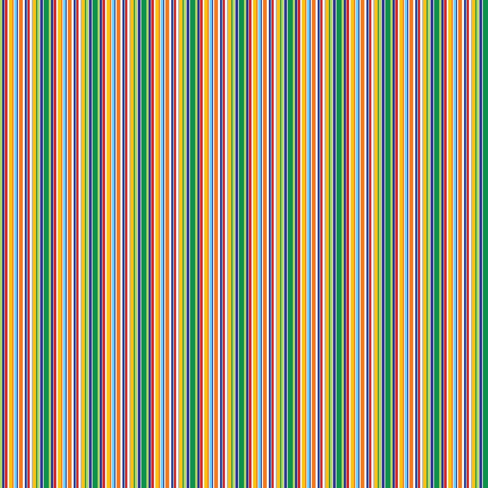 All Around Town - Barcode Stripe