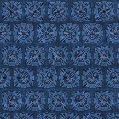 5 Alarm - FD Shields Tonal - Blue