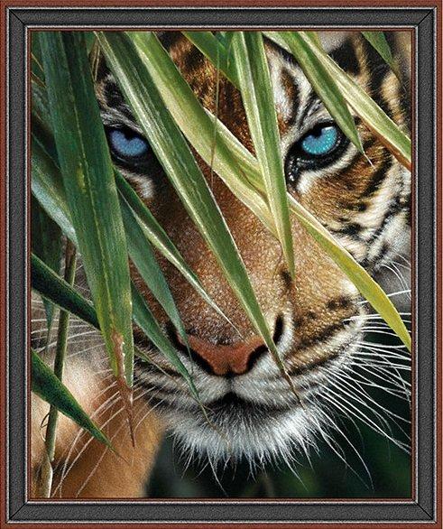 Artworks VII - Tiger Panel