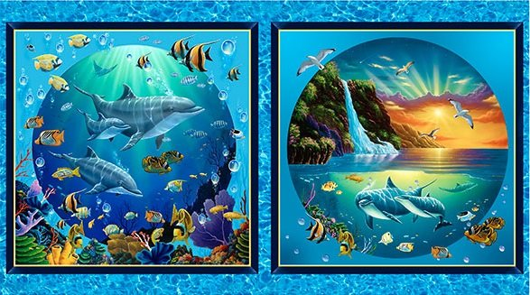 Artworks VIII - Under the Sea Picture Panel
