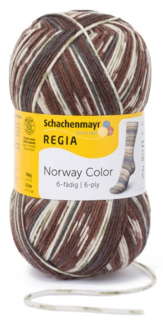 Regia Norway Color 6-ply - 2794 Aurland