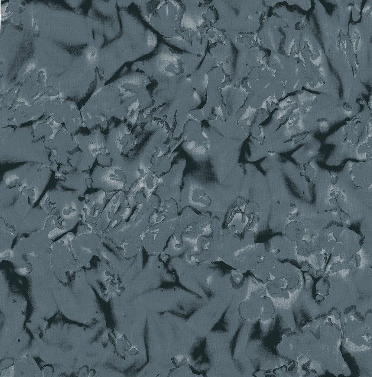 Blossom Batiks Geodes - Graystone