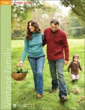 Berroco Booklet #293 - Vintage Family
