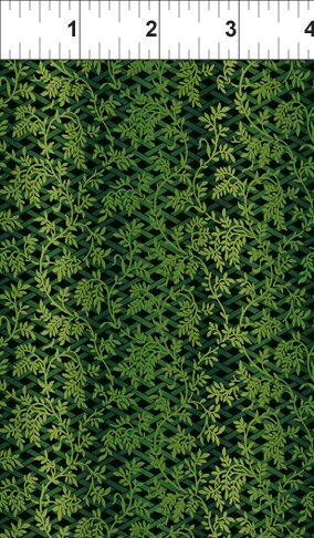 Exotic Spice - Vine - Green