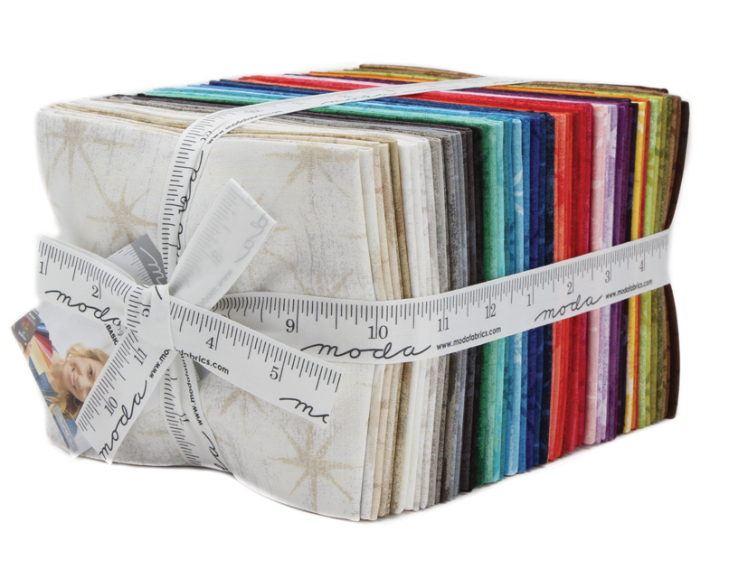 Grunge Seeing Stars Fat Quarter Stack (40 pcs)