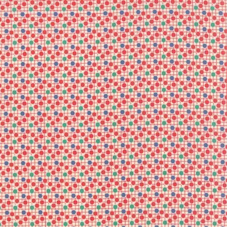 30s Playtime 2015 - Dots Sprinkles - Cherry