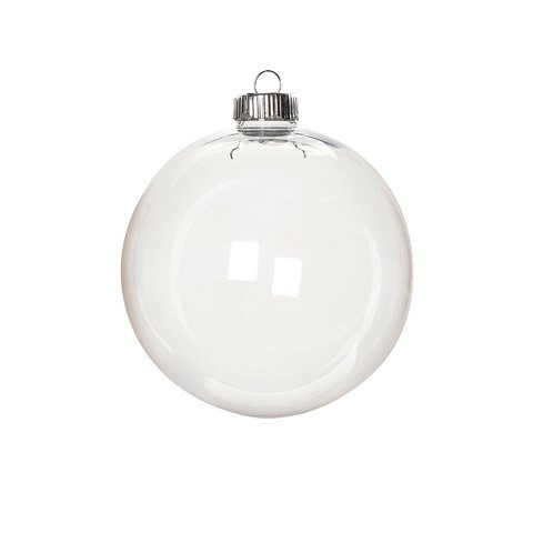 Plastic Ball Ornament