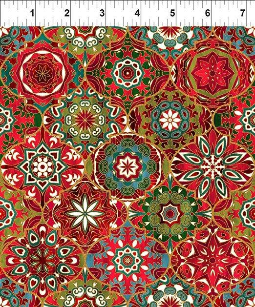 Winter Around the World - Ornaments