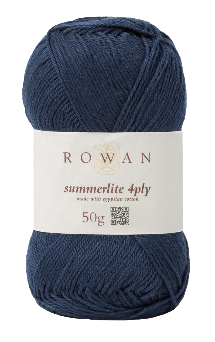 Summerlite 4ply - 429 Navy Ink