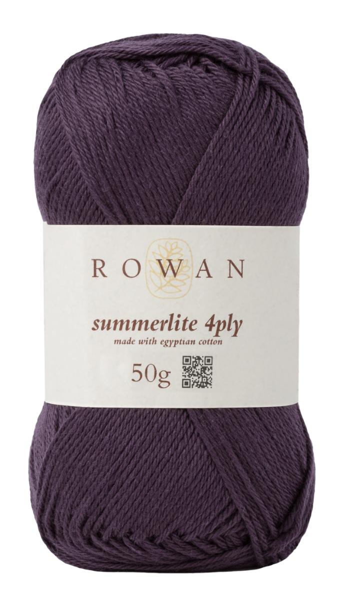 Summerlite 4ply - 432 Aubergine