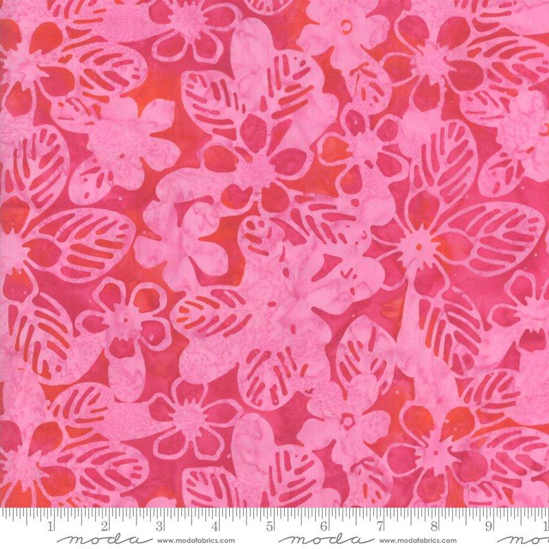 Aloha Batiks - Floral - Pink