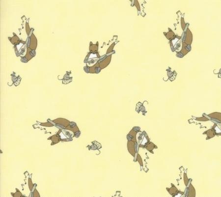Hushabye Hollow - Fox Lute - Twinkle