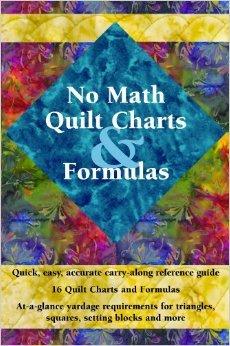 No Math Quilt Charts & Formulas