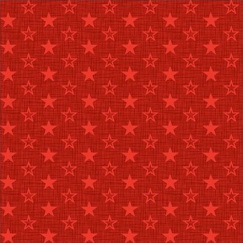American Muscle - Mini Stars - Red
