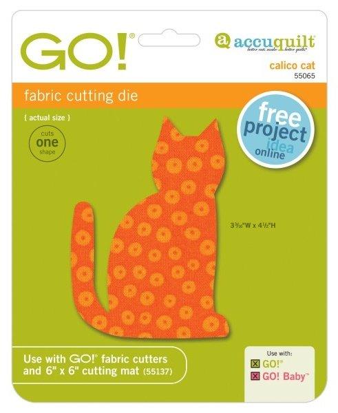GO! Calico Cat
